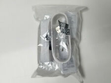 2-Pack OEM Samsung Micro USB Cable & AC Adapter White For Galaxy S6 Edge S7 -New