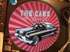 """THE CARS - DRIVE Mega Rare 12"""" Picture Disc Single Promo Japan LP NM"""