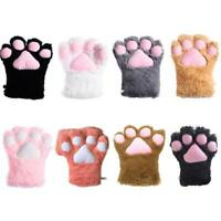 B5A8 Cosplay Glove Claw 1 Piece Tiger White Talon Anime Children/'S Party Paw