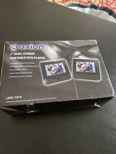 "Axion 12"" Dual Screen Portable DVD Player Car Headrest Monitor"