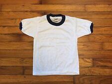 Vintage Kids Screen Stars Shirt 90s White Tee 50/50