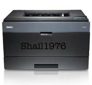 Dell 2350dn Label Laser Printer .