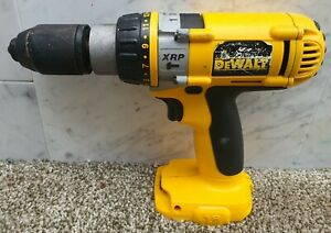 DEWALT 18v xrp three speed combi hammer drill DC988