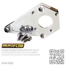 AEROFLOW P/STEER BRACKET BILLET [HOLDEN 5.7L V8 GEN3 LS1 VT2-VX-VY-VZ COMMODORE]