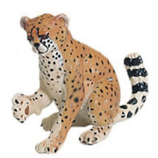 CHEETAH CUB WILD ANIMAL by SAFARI WORKS WELL WITH SCHLEICH AND PAPO - 272029B
