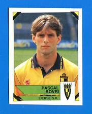 FOOTBALL 95 BELGIO Panini -Figurina-Sticker n. 207 - P. BOVRI - LIERSE -New