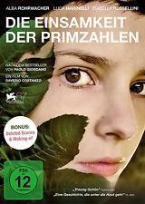 DVD * DIE EINSAMKEIT DER PRIMZAHLEN | ISABELLA ROSSELLINI # NEU OVP %