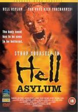 Hell Asylum - Sealed NEW DVD - Debra Mayer