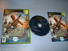 MEDAL OF HONOR SOLEIL LEVANT XBOX (Complet)