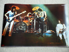 Queen poster Freddie Mercury A Night At The Opera '75 On Stage 19 x 13 Poster