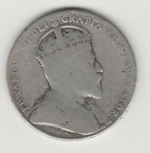 CANADA 1905 HALF DOLLAR