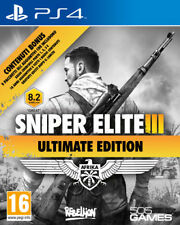 Sniper Elite 3 Ultimate Edition PS4 Playstation 4 IT IMPORT 505 GAMES