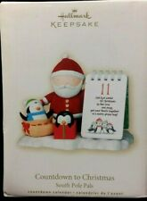 NEW 2007 HALLMARK KEEPSAKE COUNTDOWN TO CHRISTMAS SOUTH POLE PALS CALENDAR