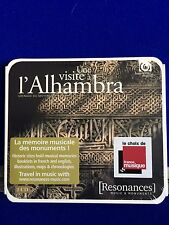 NEW SEALED Alhambra: A Musical Tour (2016) 2CD Granada Cultural Melting Pot