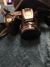 nikon coolpix l110 12.1 mp digital camera