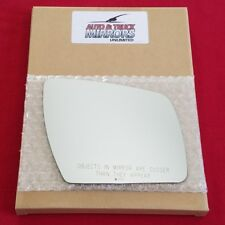 Mirror Glass + Adhesive For 12-13 Kia Soul Passenger Side Replacement