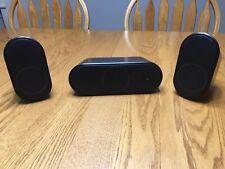 Samsung center surround speaker ps-cx50 Left ps-fx50, right ps-fx50