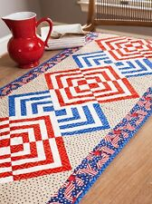 Cut Loose Press Glory In The Cabin Table Runner