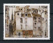 France 2018 MNH Leonard Tsuguharu Foujita 1v Set Art Paintings Stamps