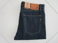 Ben Sherman Men's Hampstead Tapered  Leg Blue Jeans Size 36