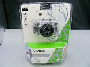 VIVITAR DVR782HD 5 MP/720P HD Video Recording Action Camera - Black *NEW IN BOX*