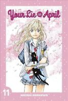 Your Lie in April 11, Paperback by Arakawa, Naoshi, Brand New, Free shipping ...
