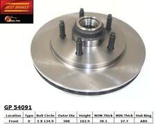 Disc Brake Rotor fits 2000-2002 Lincoln Navigator  BEST BRAKES USA