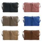Women Small Leather Handbag Satchel Messenger Shoulder Cross Body Bag Purse NEW