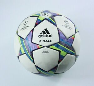 ADIDAS CHAMPIONS LEAGUE FINALE 11 BALL Official Matchball 2011/12 Soccer