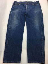 Levis 505 44 x 32 Regular Fit Men's Jeans (B3)
