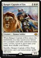 Ranger-Captain of Eos x1 Magic the Gathering 1x Modern Horizons mtg card