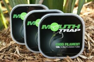 Korda Mouth Trap Chod Filament *New* - Free Delivery