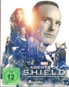Marvel's Agents of S.H.I.E.L.D. - Staffel Season 5 - BluRay - Neu / OVP