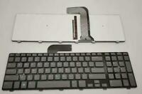 Original keyboard for DELL XPS 17 L701X L702X US layout Backlit 1133#