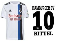 Trikot Adidas Hamburger SV 2019-2020 Home - Kittel 10 [S-XXXL] HSV Fussball
