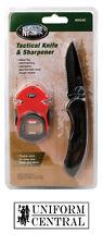 NEW Northwest Trail Tactical Knife - Sharpener & Bottle Opener - Camping - W9345