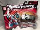 NIP TRANSFORMERS ROBOTS IN DISGUISE RID X-BRAWN SILVER 2001 NEW ON SEALED CARD!