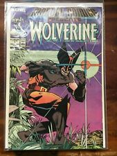 Marvel Comics Presents #1 (1988 Series) Marvel Comics 1st Wolverine Series VF/NM