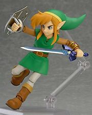 Legend of Zelda >>LINK BETWEEN WORLDS<< Good Smile Company Figma Nintendo Figure