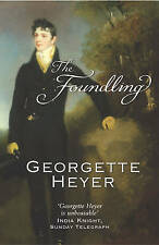 The Foundling, Good Condition Book, Georgette Heyer, ISBN 9780099468066