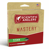 Scientific Anglers Mastery Titan Taper/ Floating Fly Line - All Sizes