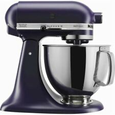 KitchenAid Rrk150Bv Stand Mixer tilt 5-Qt Artisan Black Matte Violet