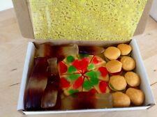 Cola Bottle, Pizza, Burger Box Hamper Sweets Birthday Present Gift