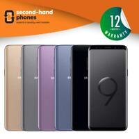 Samsung Galaxy S9 SM-G960F 64GB Unlocked Smartphone 1 Year Warranty All Colours