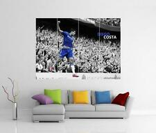 DIEGO COSTA CHELSEA FC GIANT WALL ART PHOTO PICTURE PRINT POSTER