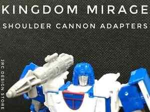 Kingdom Mirage Shoulder Adapter Transformers JRC Design