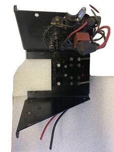 88893A4 Trim Tilt Pump Mounting bracket For Mercruiser With Relays