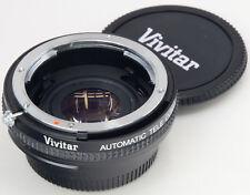 NIKON AiVivitar 1.5x Converter ===Mint===