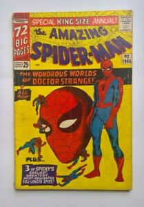 Amazing Spider-Man Annual #2 First app. Xandu and Wand of Watoomb