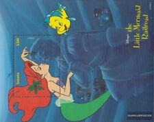 Guyana Block592 (complete issue) unmounted mint / never hinged 1999 Walt Disney